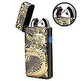 Best BIC Lighter Fluids - Sun lighter Dual Arc Beam Electronic Lighter USB Review