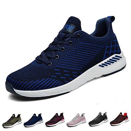 Easondea Unisex Laufschuhe Paar Leichte Atmungsaktive Mesh Gym Walking Cross-Training Sportschuhe Männer Frauen Schuhe (Frauen Cross-training Schuhe)