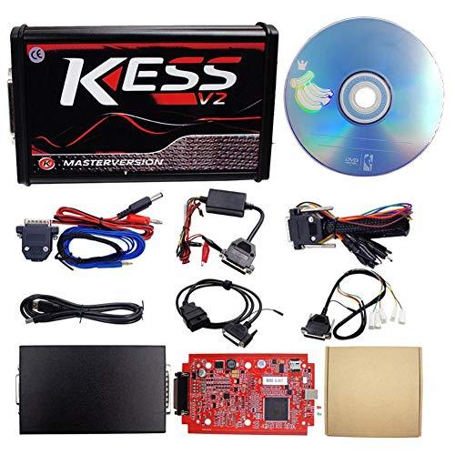 myonly V2.47 Kess V2 OBD2 Manager Tuning Kit Auto Truck ECU Programmer Kess V2 V5.017 Online Version No Tokens Limitation rot -