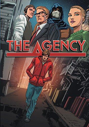 The Agency vol.1 : Émergence par Yoann Boisseau