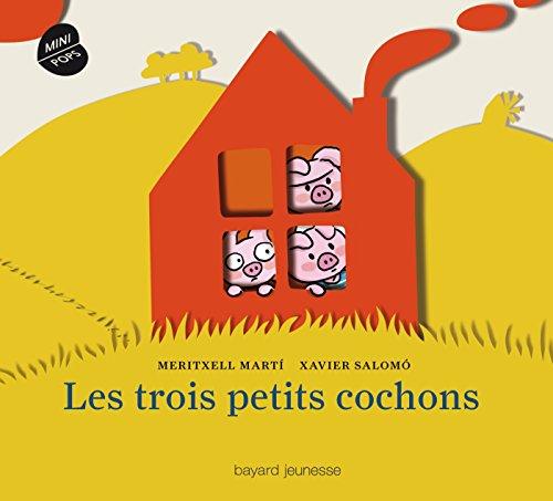Trois petits cochons (les) - pop-up