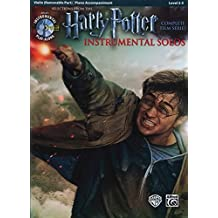 Harry Potter Instrumental Solos from the complete Film Series: Violin (Book & CD) (Pop Instrumental Solo)
