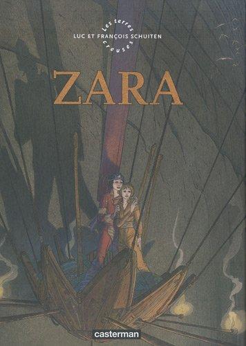 Zara par Luc Schuiten