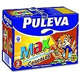 Puleva Leche Max Energía y Crecimiento con Cereales - Pack 6 x 1 L - Total: 6 L