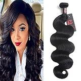 Best Grade Of Human Hair Weave - Peruvian Body Wave Virgin Hair 1 Bundles Grade Review