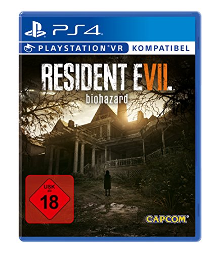 Capcom PS4 Resident Evil 7