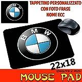 Mauspad Maus Pad personalisierbar SP 2mm Kollektion Auto Motorrad Motoren BMW