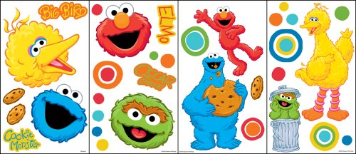 sesame-street-big-dot-self-stick-room-appliques-stickers-by-store51