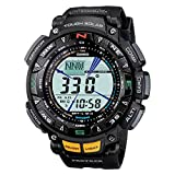Casio Protrek PRG-240-1DR Digital Watch (PRG-240-1DR)