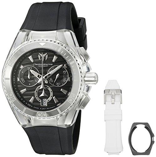 technomarine-womens-cruise-40mm-black-silicone-band-quartz-watch-tm-115051