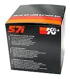 K&N 57-0028 Hochleistungsluftfiltersystem