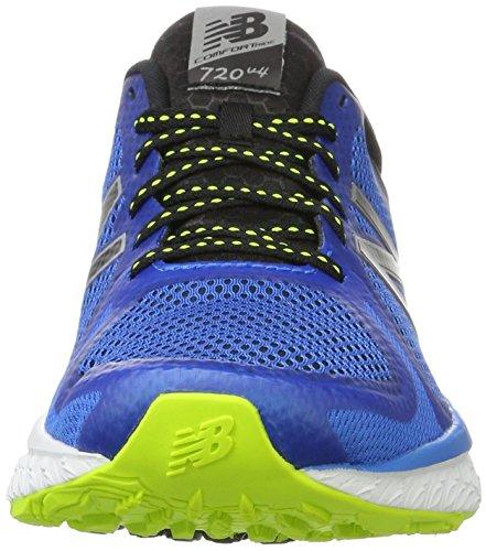 New Balance M720lu4 D Running, Chaussures Multisport Outdoor Homme Bleu (Blue)