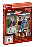 Heiraten weiblich - DDR TV-Archiv [Import allemand]