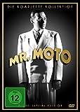 Mr. Moto - Die komplette Kollektion [8 DVDs]
