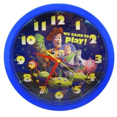 Disney Pixar Toy Story 3Buzz & Woody Holiday Kinder groß Analog Wanduhr