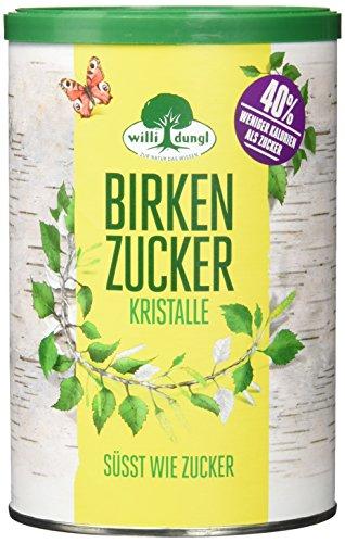 Willi Dungl Birkenzucker, 2er Pack (2 x 400 g)