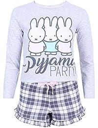 Pijama gris Conejo Miffy