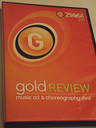 Zumba Gold Review -- Music CD & Choreography DVD