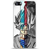 Idees Cadeaux Coque Case Cover Motif Design Goku Rozay DBZ Dragon Ball Z GT Super...