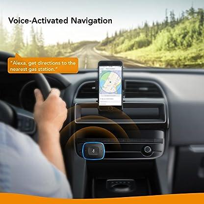 Roav-Viva-Pro-von-Anker-Alexa-fhiges-2-Port-USB-Autoladegert-fr-GPS-freihndiges-Telefonieren-Musikwiedergabe-fr-Autos-mit-BluetoothCarPlayAndroid-AutoAux-InFM-Empfang