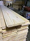 Pine Timber Vgroove Cladding 13x110mm 5 x 2.25M Length