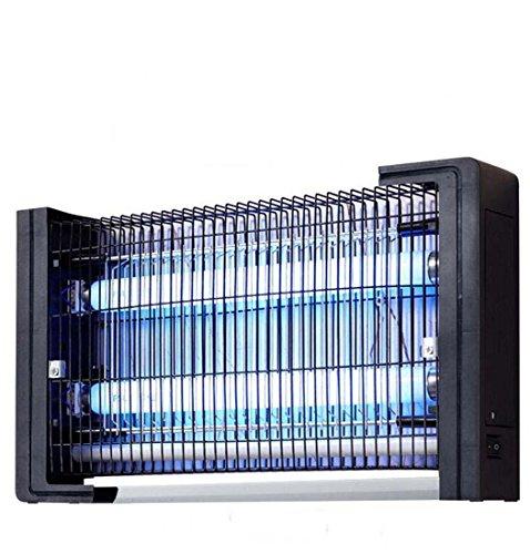Mückenschutzlampe QUANFANG Stromschlag-Moskito-Lampe, LED-Lampen-Moskito-abstoßende Lampe, Haushalts-Restaurant-kommerzielle elektrische Fliegen-Lampe 1600W (Color : 10W) -