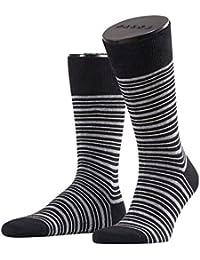 Esprit Colour Stripe, Chaussettes Homme, (lot de 2)