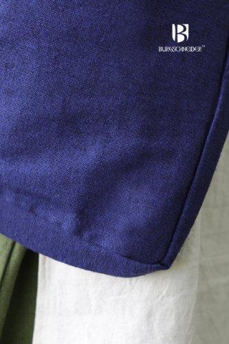 Mittelalter Tasche Ehwaz – Blau von Burgschneider - 3