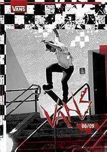 Vans - Agendas, carnets - Agenda scolaire Vans 13x18 cm 2008-2009 ...