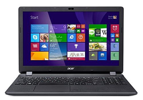 Acer Aspire ES1-512-P8VK - Portátil de 15.6' (Intel Pentium N3540, 4 GB de RAM, 500 GB, Intel HD Graphics, Windows 8.1 ), negro - Teclado QWERTY Italiano