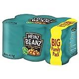 Heinz Baked Beanz 6 x 415g by Heinz