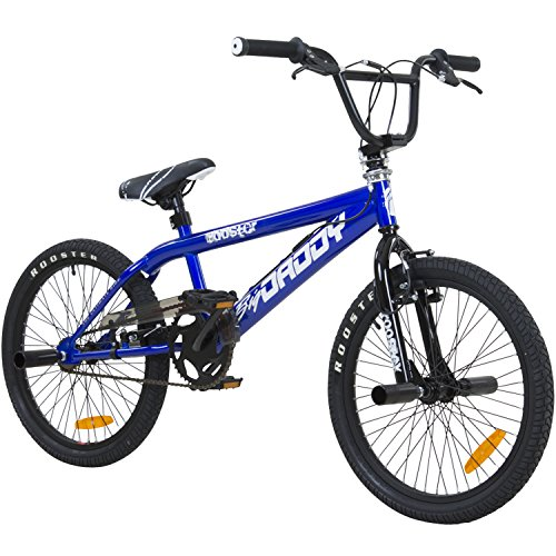 20' BMX Rooster Big Daddy Spoked 6 Farben, Farbe:blau