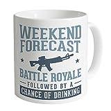 Weekend Forecast Battle Royale Taza