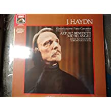 HAYDN, Franz Joseph: Piano Concerto in D major, Hoboken XVIII/11; Piano Concerto in G major, Hoboken XVIII/4 ----EMI-EMI EG 055 290855-Vinyl LP-HAYDN Franz Joseph (Austria)-BENEDETTI MICHELANGELI Arturo (pianoforte); STOUTZ Edmond de (dir); Zurich Chamber Orchestra