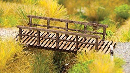 Spur H0 -- Bausatz Brücke Fußgängerbrücke