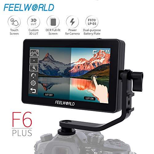 Feelworld F6 Plus 5.5 Pulgadas On Camera Field Monitor