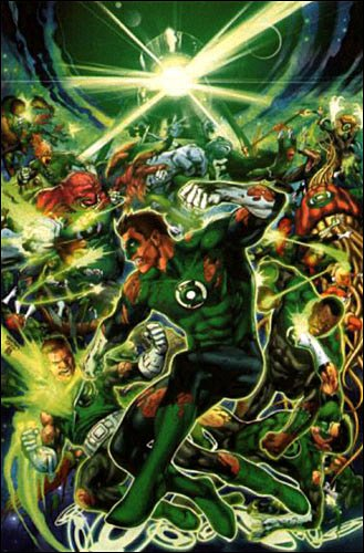 Green Lantern Showcase, n°1