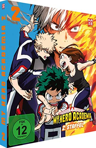 Produktbild My Hero Academia - 2. Staffel - Vol. 2 - Blu-ray