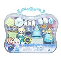 Hasbro HA-B5191 Suitcase Princesses Frozen Elsa, Assorted models, Multicolored,
