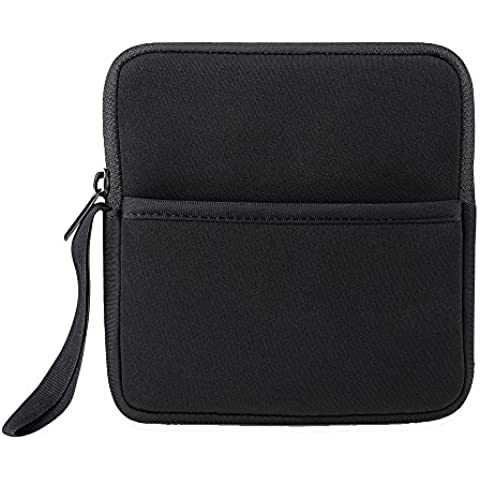 VicTop Bolsa Protectora de Neopreno para Apple MD564ZM/A USB 2.0 SuperDrive / Apple Magic Trackpad etc.