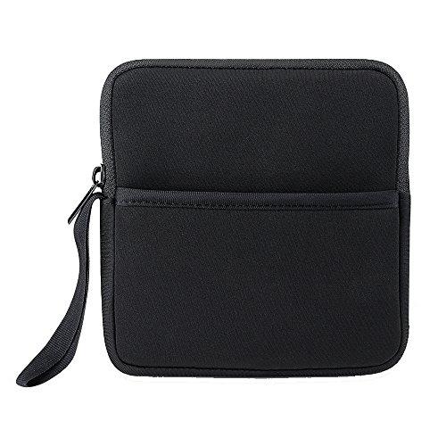 VicTop Neoprene Sleeve Carrying Case Bag for External Hard Drive, CD DVD Blu-Ray Hard Drive, Apple USB 2.0 SuperDrive, Apple Magic Trackpad, Samsung,LG, ASUS External DVD Drives and Other External Hard Drives Test
