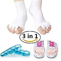 Register-, Zehen-Socken Ausrichtung der Zehen, Register des unmittelbaren Finger des therapeutischen Fuß Gel Teiler... preisvergleich bei billige-tabletten.eu