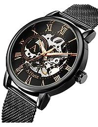 99b3c15dc2d7 Amazon.es  Slim - Acero inoxidable  Relojes