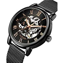 9998b8698f21 Amazon.es  Relojes Mecanicos De Pulsera