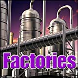 Industry, Furnace - Blast Furnace: Constant Roar with Air Release Bursts, Fire Scenes, Fires & Flames, Air, Gases & Steam, Factory & Industrial Equipment