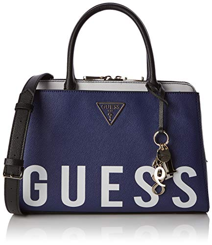e6f88b41b9 6, Guess Maddy Girlfriend Satchel, femme, Multicolore.