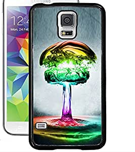 ColourCraft Creative Colourful Design Back Case Cover for SAMSUNG GALAXY S5 NEO