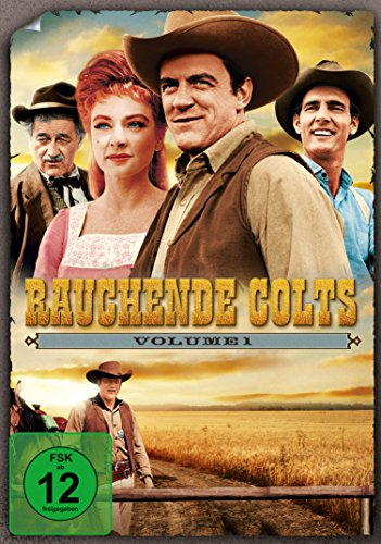 Rauchende Colts - Volume 1 [7 DVDs] (Rauchende Colts)