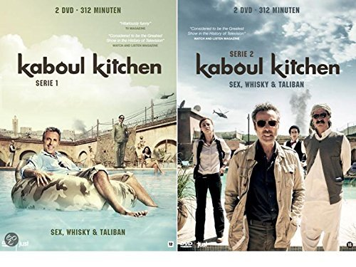 Kaboul Kitchen - Saisons 1 et 2 - Kaboul Kitchen
