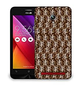 Snoogg Mix Color Pattern Designer Protective Phone Back Case Cover For Asus Zenfone Go